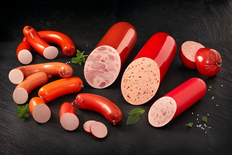 Portion goods and sausages